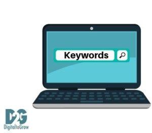 Busqueda palabras clave Digital2g