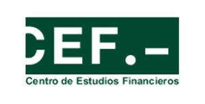 CEF - centros de estudios financieros